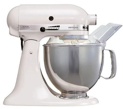 kitchenais Artisan Kitchenaid Artisan   Küchenmaschine in Weiß statt 449€ für 329,20€