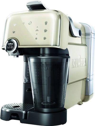 AEG Lavazza LM7000 Fantasia Kaffeekapselmaschine + Milchschäumer für 90€ (statt 139€)