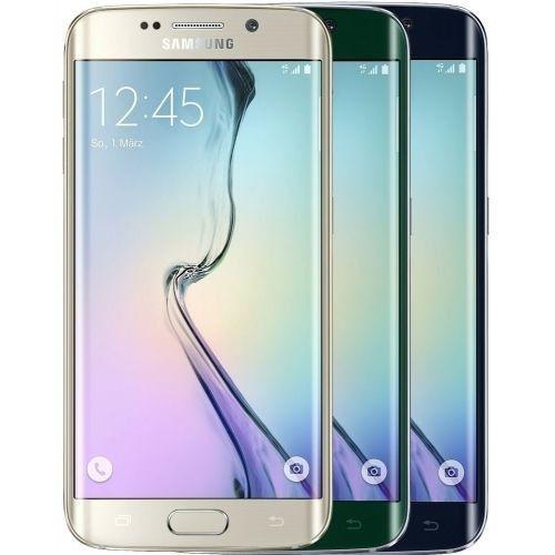 Samsung Galaxy S6 Edge 32GB in Gold, Grün, Schwarz, Weiß für 489,90€ (statt 540€)