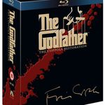 Godfather – Der Pate Trilogie [Blu-ray] für 9,59€