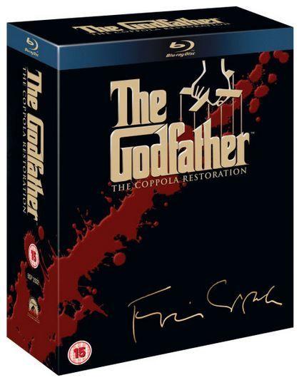 Godfather   Der Pate Trilogie [Blu ray] für 9,59€