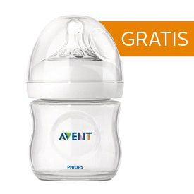 Philips AVENT Naturnah Trinkflasche Gratis