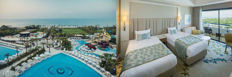 13 7 oder 14 ÜN in der Türkei im 5* Hotel mit All Inclusive, Transfers, Flügen ab 399€ p.P.