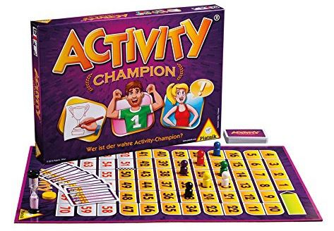 Activity Champion Piatnik Activity Champion Partyspiel ab 14,54€ (statt 21€)