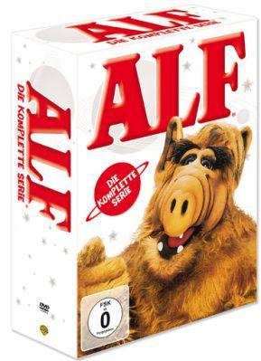 Alf   Die komplette Serie (16 DVDs) für 13,74€ (statt 18€)