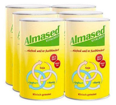 Almased Vitalkost Pulver (6 x 500 g) für 79,99€ (statt 91€)