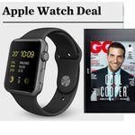 Apple Watch Sport + GQ Jahresabo für 389€