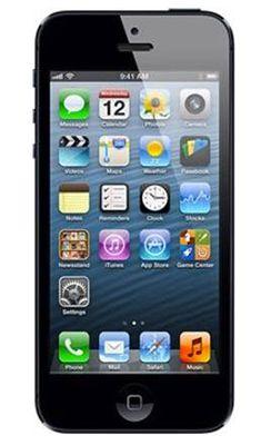 Apple iPhone 5 Apple iPhone 5 mit 16GB als B Ware + Carbonfolie für 144€  (statt 270€)