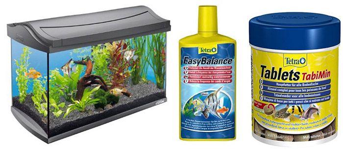 Aquarium Zubehör von Tetra bis zu 50% reduziert