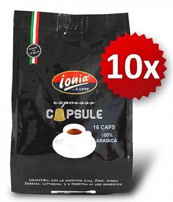 Arabica Kaffee Preisfehler! 160 Arabica Kaffee Kapseln für 7,50€ (statt 80€)   ABGELAUFEN!