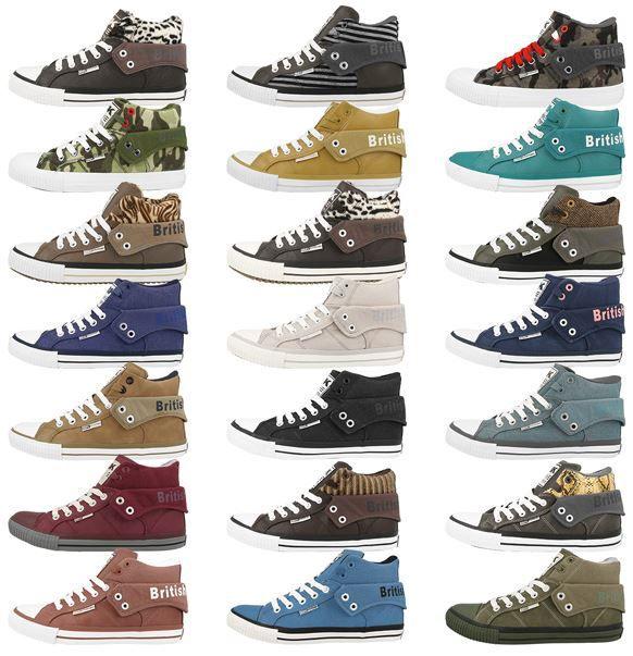 BK Sneaker British Knights Roco Damen & Herren Sneaker für je 22,32€