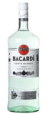 1,5 Liter Bacardi Carta Blanca Rum ab 18,99€ (statt 25€)