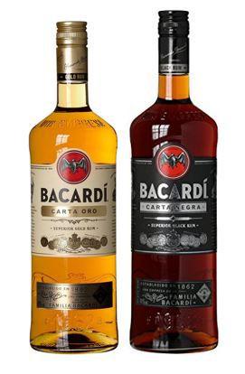 Bacardi Carta Blanca Rum (1 x 1 l) ab 11,49€