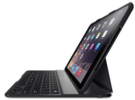 Belkin QODE Ultimate Tastatur mit Hülle (für iPad Air 2) für 27,12€ (statt 80€)