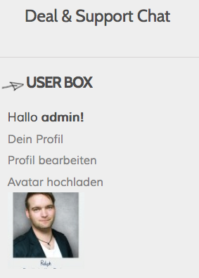 Bildschirmfoto 2016 01 05 um 16.17.17 Gewinnspiel   User Profil anlegen   Die Gewinner!