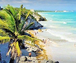 2 Wochen Mexiko im 3* Hotel mit Flug, Transfer und Zug ab 518€ p.P.