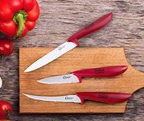 3 teiliges Messer Set und andere Gratis Artikel für 5,97€