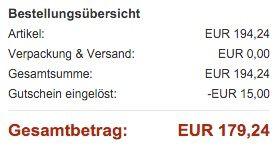 GoPro Hero4 Session + 64GB Speicherkarte für 179,24€ (statt 245€)