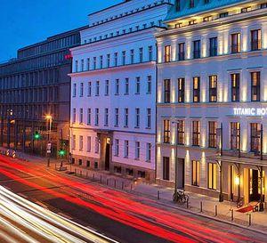 2 Tage Berlin im 5* Luxus Hotel mit Frühstück & Wellness ab 57€ p.P.
