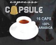 Preisfehler! 160 Arabica Kaffee Kapseln für 7,50€ (statt 80€)   ABGELAUFEN!