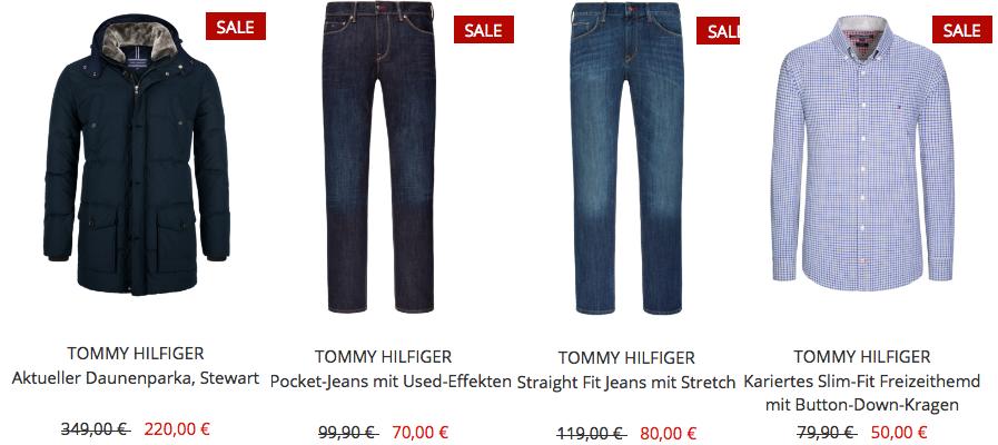 Guter Tommy Hilfiger Sale bei Hirmer