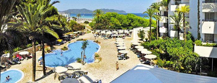 1 Woche Mallorca im 4* Hotel mit HP & Flug ab 409€ p.P.