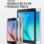 Vodafone Smart L + Galaxy S6 + Galaxy Tab A für 34,99€ mtl.
