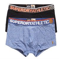 Doppelpack Superdry Sport Boxershorts für je 11,95€ (statt 20€)