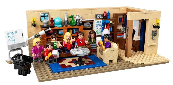 Lego: The Big Bang Theory 21302 für 49,49€ (statt 60€)