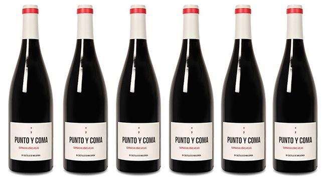 Bildschirmfoto 2016 06 28 um 12.58.49 6 Flaschen Castillo de Maluenda – Punto y Coma Garnacha für 36,44€