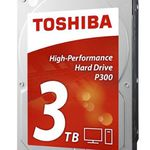 Toshiba P300 3TB High-Performance Festplatte für 76€ (statt 87€)
