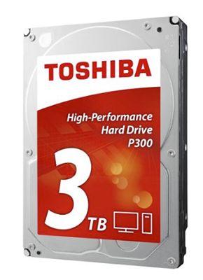 Toshiba P300 3TB High Performance Festplatte für 76€ (statt 87€)