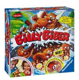 Ravensburger Billy Biber   Geschicklichkeitsspiel ab 10€