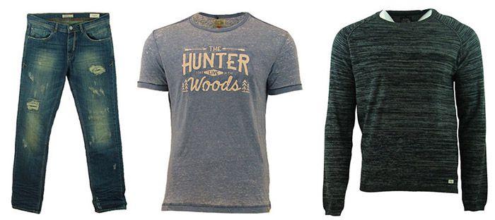 Blend Herren Kleidung für je 9,99€   Pullover, Hemden, Jeans uvm.