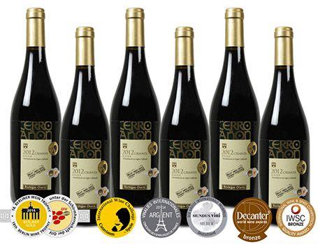 12 Flaschen Bodegas Olarra Cerro Anon für 39,83€ (statt 60€)