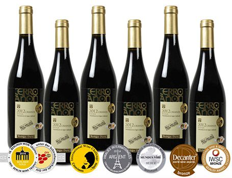 Bodegas Olarra Cerro Anon 12 Flaschen Bodegas Olarra Cerro Anon für 39,83€ (statt 60€)