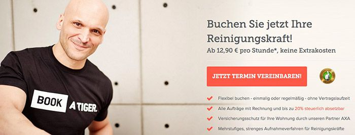 ABGELAUFEN! Bookatiger Gutschein mit bis zu 99€ Rabatt