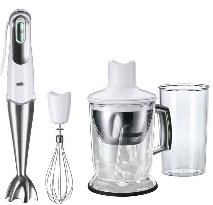Braun MQ 745   Stabmixer in Cocktail Limited Edition für 59,99€