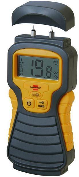 Brennenstuhl MD 1298680   Feuchtigkeits Detector für 14,95€