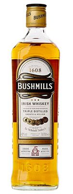 Bushmills Original Irish Triple Distilled Whiskey ab 16,49€   21 Jahre alter Singe Malt für 70,34€ (statt 85€)