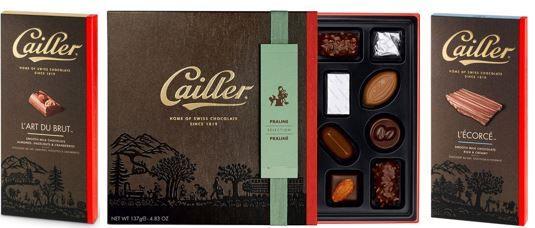 Cailler Schokolade als Amazon Tagesangebot