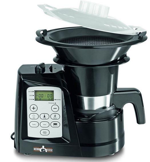 Calli Kocht Thermo Gourmet Maxx Calli   Küchenmaschine und Multikocher für 179€