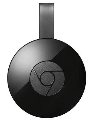 Chromecast 2 + 15€ Google Play Guthaben ab 39€