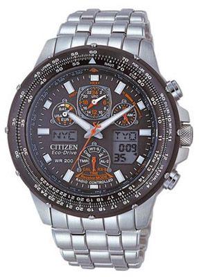 Citizen Skyhawk Citizen Skyhawk JY0020 64E Herrenuhr für 394,23€ (statt 482€)