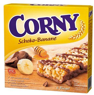 10er Pack Corny Müsli Riegel Schoko Banane (1,5Kg   10 x 150g) ab 9,99€ (statt 13€)