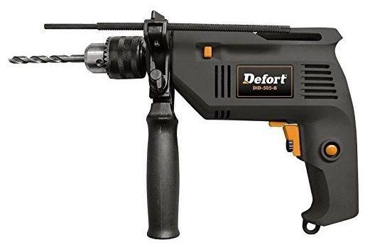 Defort DID 505 B Defort DID 505 B Schlagbohrmaschine für 14,99€ (statt 36€)