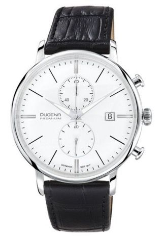 Dugena Festa Chrono Dugena Festa Chrono Herren Armbanduhr für 183,77€ (statt 269€)