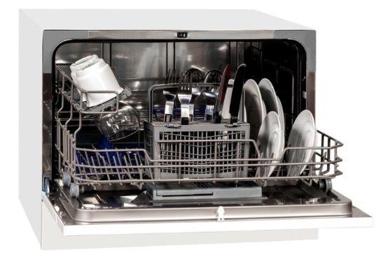 Exquisit GSP 206 Tischgeschirrspüler für 191,99€ (statt 222€)
