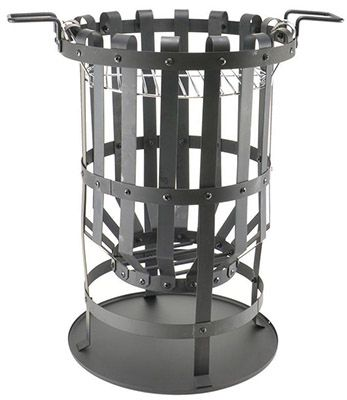 Feuerkorb Feuerkorb mit Grillrost für 19,99€ (statt 27,95€)