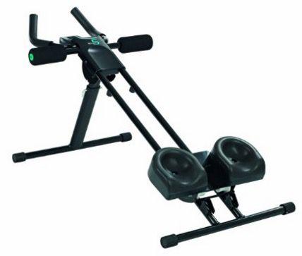 Fitmaxx 5 Fitnessgerät Fitmaxx 5 Bauchtrainer für 59,99€ (statt 70€)